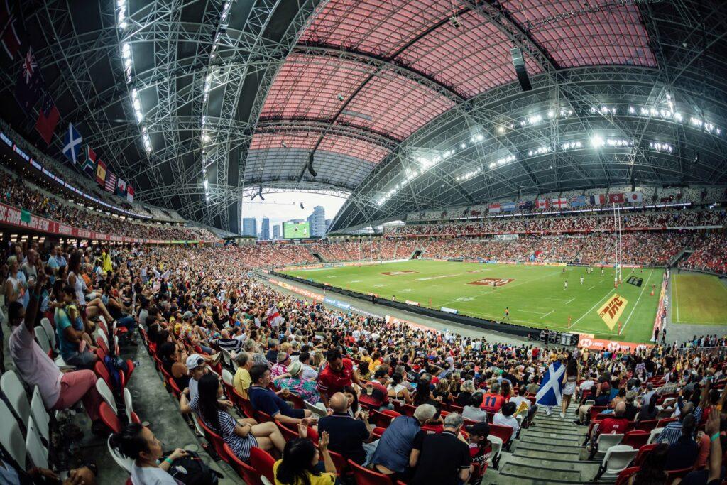 Photo via Singapore Sports Hub Facebook